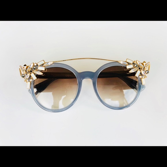 6983fa8744c Jimmy Choo Accessories - Jimmy Choo Vivy sunglasses